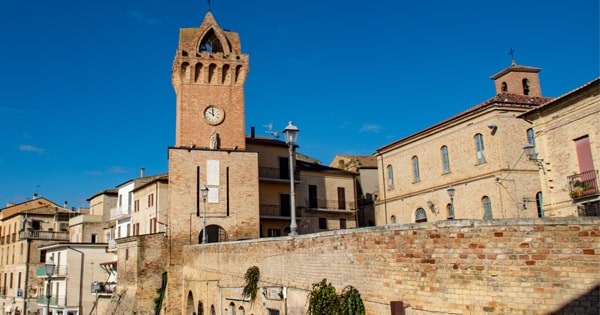 Avviso di avvenuta aggiudicazione lavori di manutenzione straordinaria-decoro urbano centro storico, Paese Alto.